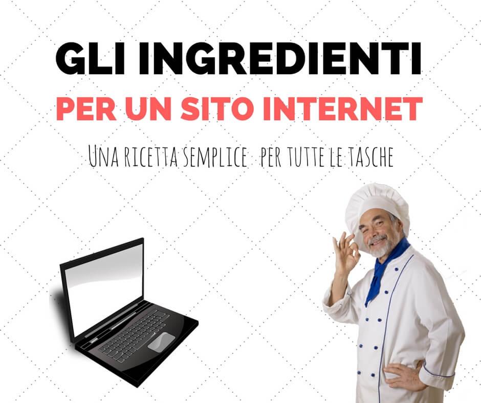 ricetta sitoweb